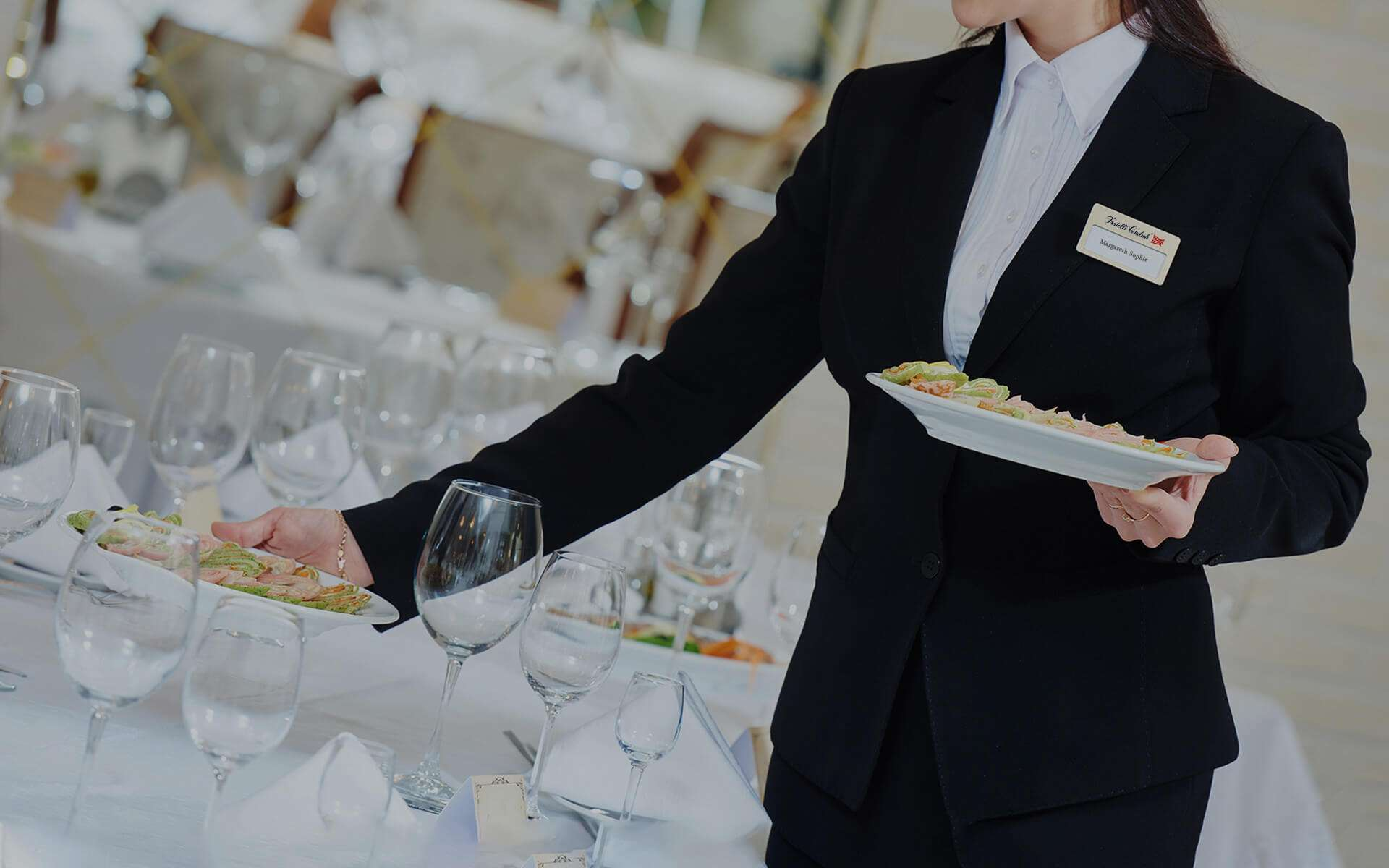 Catering background image